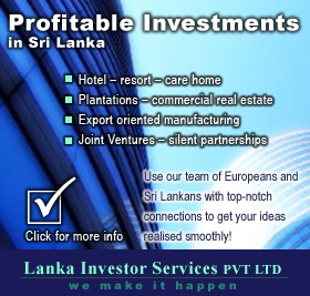 Lanka Investor Services PVT LTD